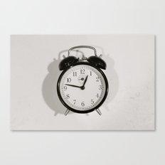 Time Stood Still Canvas Print