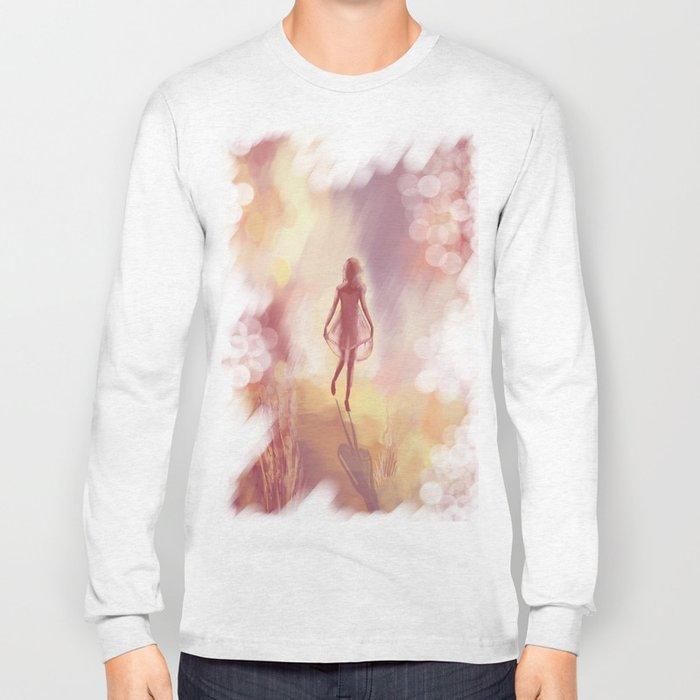 Sunny girl Long Sleeve T-shirt