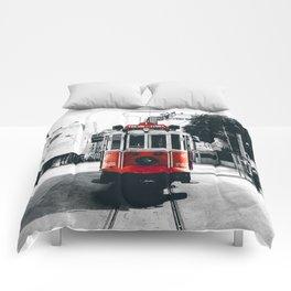 Istanbul - Taksim Comforters