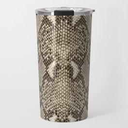 Snakeskin Travel Mug