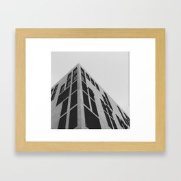 Corners #1 Framed Art Print