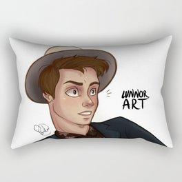 Herman Tømmeraas Rectangular Pillow