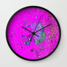 pinky's haven. Wall Clock