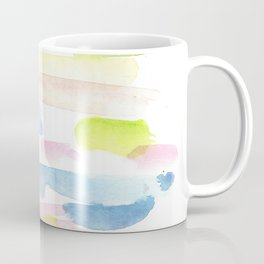 180527 Abstract Watercolour 17 Coffee Mug