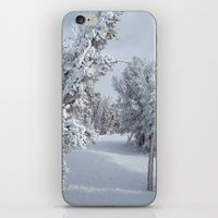 snow iPhone & iPod Skins featuring Snow by Chris Root