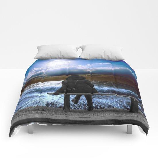 Night Wish Comforters