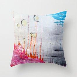 Shinrin Yoku ( Forest Bathing ) Throw Pillow