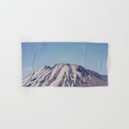 Mt. Rainier Hand & Bath Towel