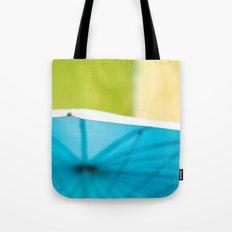 Summer Umbrella Tote Bag