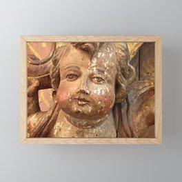 Cherub of Antiquity Framed Mini Art Print
