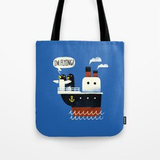 I'M FLYING! Tote Bag