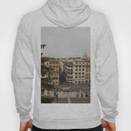 View from the Spanish Steps Hoody