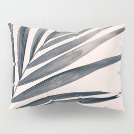 Gray Palm #1 Pillow Sham