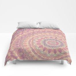 Mandala 353 Comforters