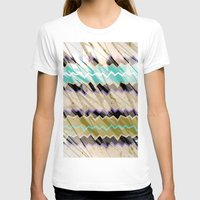 chevron T-shirts featuring CHEVRON by sametsevincer