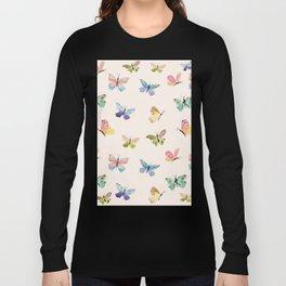 Beautiful Butterflies Long Sleeve T-shirt