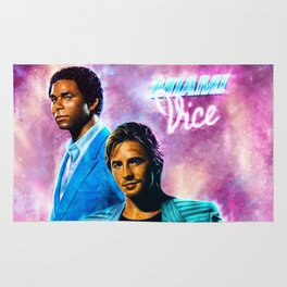 Miami Vice  Rug