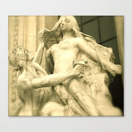 Angel Goddess Canvas Print