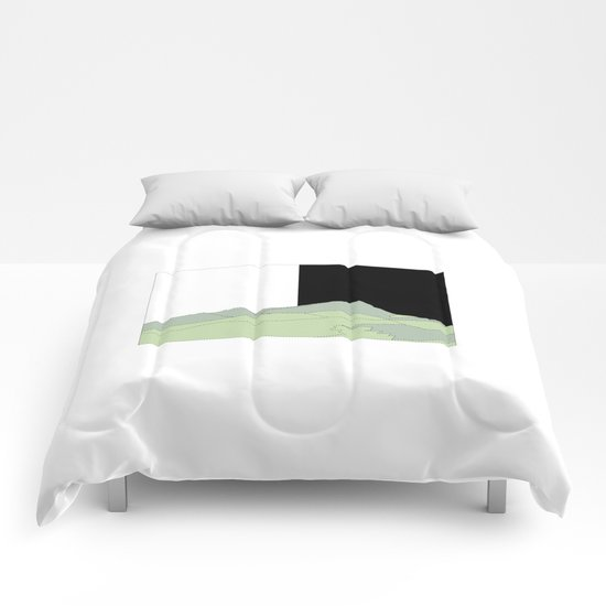 NATURE basque country Comforters