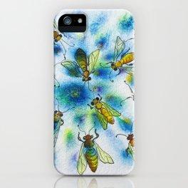 Wespen iPhone Case