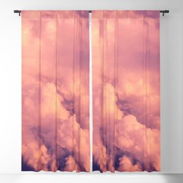 Cloudscape II Blackout Curtain