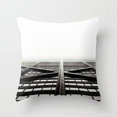 Chicago - Hancock Throw Pillow