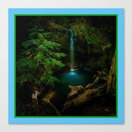 Big Basin Redwood State Park, Boulder Creek, CO Canvas Print