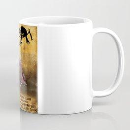 Nacho Challenger Sheet Coffee Mug