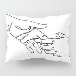Touching Pillow Sham