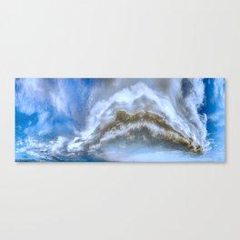 Mile High Plains Colorado Canvas Print