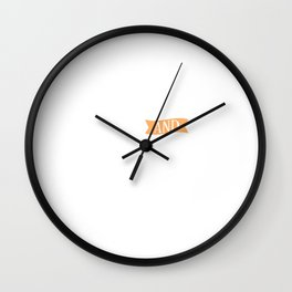 Rise And Shine Mother Clucker Wall Clock