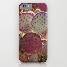 Purple Cactus Slim Case iPhone 6s