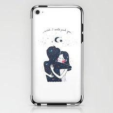 Pack you iPhone & iPod Skin