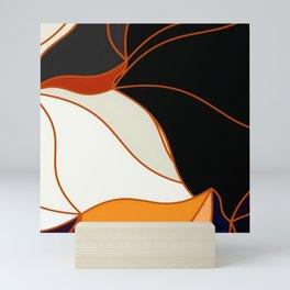 Wavyforme 4 Mini Art Print