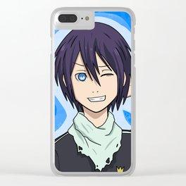 Noragami - Yato-sama Clear iPhone Case