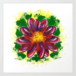 Floral 102 Art Print