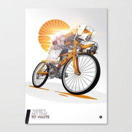 TNTTW V.01 Canvas Print