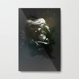 League of Legends KATARINA Metal Print