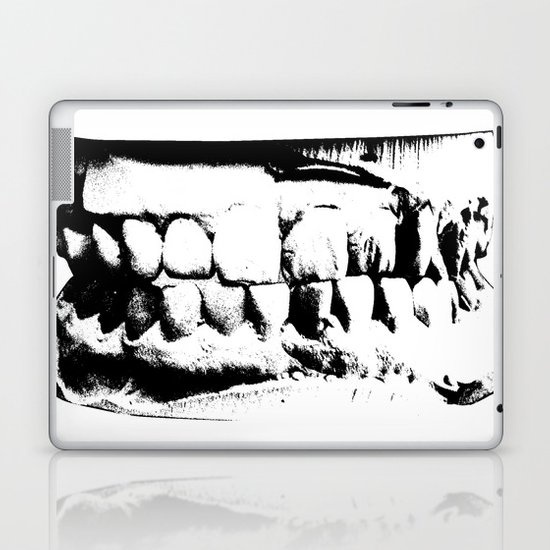 Wicked Smile Laptop & iPad Skin