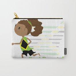 cool runnin' Carry-All Pouch