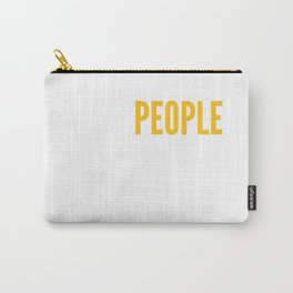 Nice People Take Drugs Carry-All Pouch
