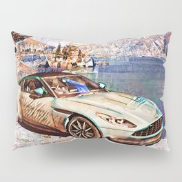 Travel In Style Colection AM Pillow Sham