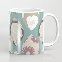 Floral Vintage on Repeat Coffee Mug