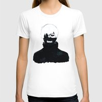 tokyo ghoul T-shirts featuring TOKYO GHOUL by villian