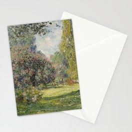 Landscape: The Parc Monceau Stationery Cards