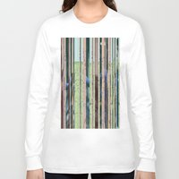 oregon Long Sleeve T-shirts featuring Oregon Oregon by Milo Violet