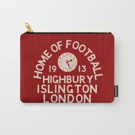 Highbury Football Ground Carry-All Pouch