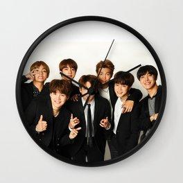 BTS4 Wall Clock