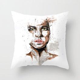 Nikki Throw Pillow