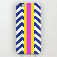Raja Summer Chevron  iPhone & iPod Skin